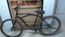 bicicleta robo 7ma Avellaneda